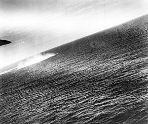German submarine U-461 - Image: U 461 Versenkung