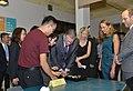 U.S. Ambassador Daniel Kritenbrink and U.S. Consul General Mary Tarnowka visit the Maker Innovation Space in Danang (37595176834).jpg