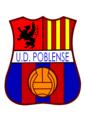 UD Poblense, escut antic.png