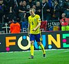 UEFA EURO qualifiers Sweden vs Romaina 20190323 Ludwig Augustinsson 2.jpg
