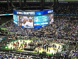 2011–12 Kentucky Wildcats men's basketball team - 2012 NCAA Champions