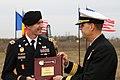 US, NATO, Romanian partners break ground on missile defense complex (10602140283).jpg