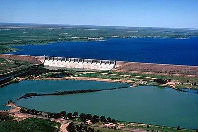 USACE John Martin Dam Arkansas River