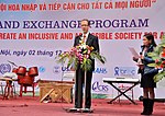 USAID Mission Director Joakim Parker joins celebration of International Day of Persons with Disabilities in Hanoi, Vietnam028 (8236667037).jpg