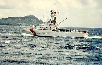 Point-class cutter - Image: USCGC Point Evans