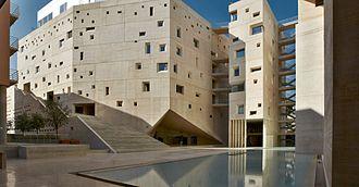 Saint Joseph University - Campus of Innovation and Sports, Damascus Street, Beirut