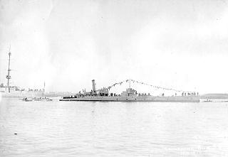 USS <i>S-5</i> (SS-110) 1919 S-class submarine of the United States Navy