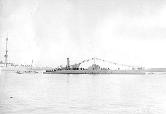 USS S-5 (SS-110) - USS S-5