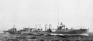 USS Wilkes (DD-67) - Image: USS Wilkes DD67