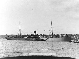 USS Brutus (AC-15) - Image: USS Brutus (1898 1922)
