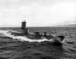 USS <i>Carp</i> (SS-338)