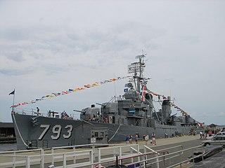 USS <i>Cassin Young</i>