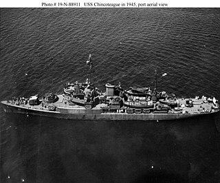 USS <i>Chincoteague</i> (AVP-24)