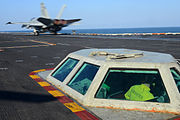 USS John C. Stennis flight operations 121229-N-OY799-239