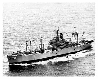 USS Paricutin (AE-18) - InsertAltTextHere