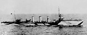 USS Roe (DD-24) - USS Roe