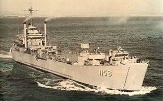 USS <i>Tioga County</i> (LST-1158)