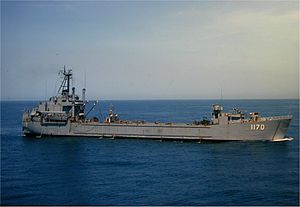 USS Windham County (LST-1170) - USS Windham County
