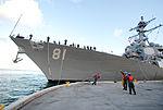 USS Winston Churchill arrives at NAS Key West 140905-N-YB753-030.jpg