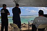 US Coast Guard, U.S. Navy, Guam Fire Department, Guam Police Department search for missing fishermen DVIDS360685.jpg