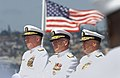 US Navy 020802-N-2383B-594 CNO attends change of command ceremony.jpg