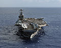 US Navy 080927-N-7981E-922 The aircraft carrier USS Abraham Lincoln (CVN 72) is underway during a transit of the Pacific Ocean.jpg