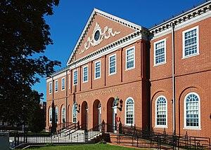 United States Post Office–Salem Main - Salem Post Office