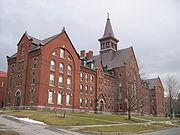 UVM Old Mill building 20040101