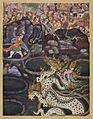 Umar Defeats a Dragon - Daswanth.jpg