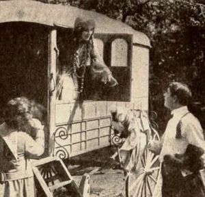 Under the Greenwood Tree (1918 film) - Film still