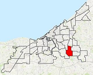 Union–Miles Park Neighborhoods of Cleveland in Cuyahoga County, Ohio, United States