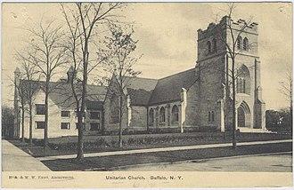 Edward Austin Kent - Unitarian Universalist Church of Buffalo