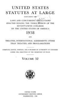 United States Statutes at Large Volume 52.djvu