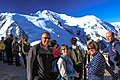 Up Aiguille du Midi - mingling with the tourists - and Jackie (10975584865).jpg