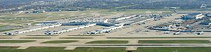 Louisville International Airport - UPS Worldport Air Hub at Louisville International Airport