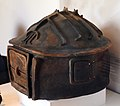 Urna a forma di casa, dalla tomba 2500 a pontecagnano, IX-VIII secolo ac. (man di pontecagnano).jpg