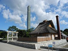 Utazu-kamaya,Gold Tower 201207.jpg