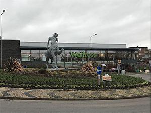 Uttoxeter - Waitrose, Uttoxeter opened 2016