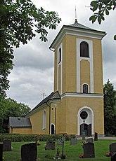 Fil:Västerås-Barkarö kyrka.jpg