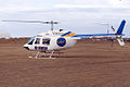VH-NDV Bell 206B JetRanger III Channel 10 News (Professional Helicopter Services) (8545230839).jpg