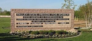 Chowchilla, California - Valley State Prison