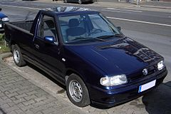 Volkswagen Caddy typ 9U