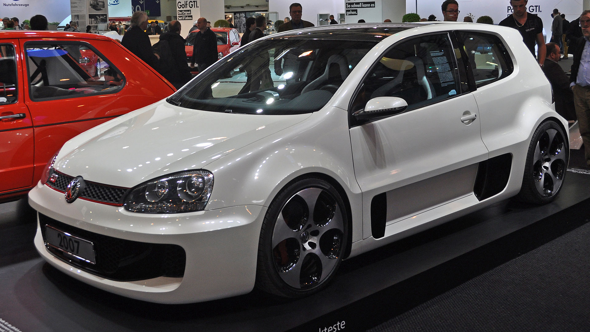 volkswagen golf gti w12 650 wikipedia wolna encyklopedia. Black Bedroom Furniture Sets. Home Design Ideas