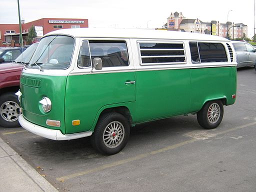 VW Type 2 Van (1487648958)