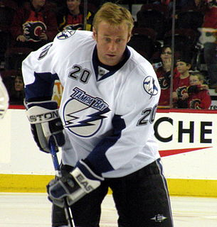 Václav Prospal Czech ice hockey player