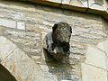 Valcabrère basilique Saint-Just animal et tête humaine.JPG