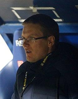 Valdas Dambrauskas Lithuanian professional football manager