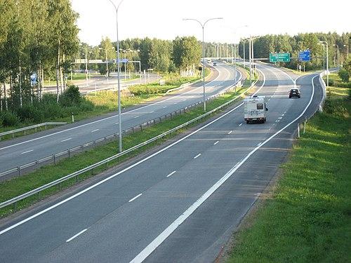 Suomen Moottoritieverkko Wikiwand