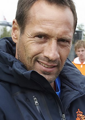 John van 't Schip - Van 't Schip pictured in 2012