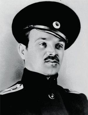Vasily Agapkin - Image: Vasiliy Agapkin